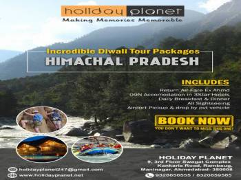 Romantic Himachal - Honeymoon/Couple Tour (Delhi to Delhi by Private Car)