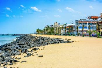 Pondicherry Tour Package From Lucknow