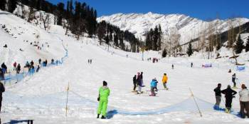02 Night 03 Days Manali Volvo Package