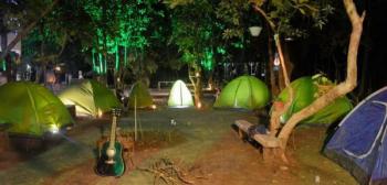 Perfect Camping Mayapur Tour