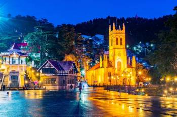 Dalhousie Tour Package from Delhi/chandigarh Via Volvo 2 Nights 3 Days