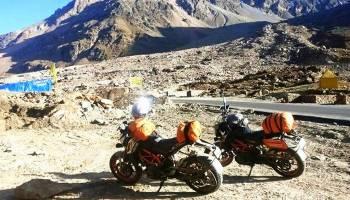 Biker's Paradise - Leh Tour ( 4N-5D )