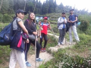 Sittong - Peshok/Lamahatta - Rishyap - Lava - Kolakham Tour