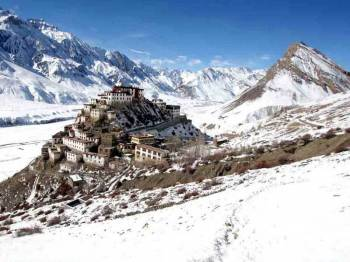 Kinnaur Kailash Tour From Kolkata