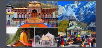 Do Dham Yamunotri- Gangotri Uttarakhand Tour Package