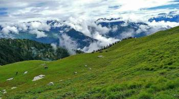 Kalpeshwar to Rudranath Trek - The Shiva's Trail