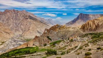 Lahaul And Spiti Valley With Duration: 7 Nights / 8 Days