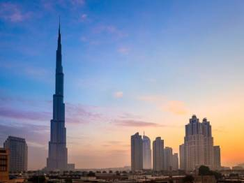 Dubai with Desert Safari Tour