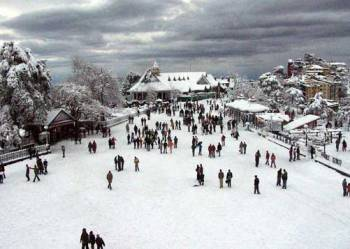 3 Night 4 Days Shimla Volvo Package