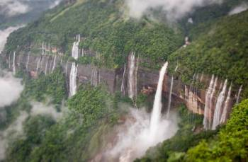 Kaziranaga And Shillong /Cherrapunjee 6 Nights / 7 Days Tour