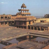 Same Day Agra Tour By Train  - Shatabdi Express