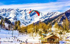 Manali Tour By Volvo Bus