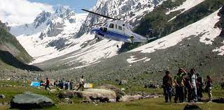 2 Nights & 3 Days Amarnath Yatra By Helicopter 16 July – 31 July'2021