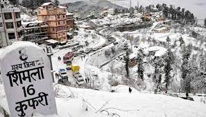 Shimla 5Day/4Nights Package