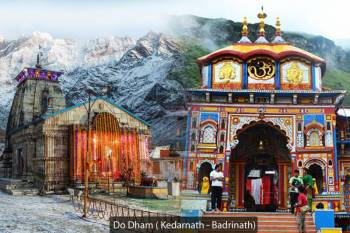 Chardham Yatra by Helicopter Tour 4 Nights / 5 Days
