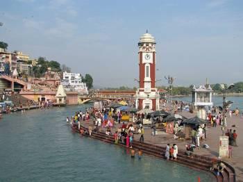 Holly Ganga Haridwar & Rishikesh Tour