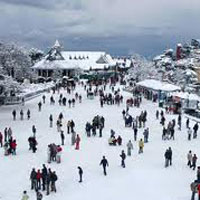 Chandigarh - Shimla - Kufri Honeymoon Tour