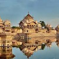Mathura With Golden Triangle Tour