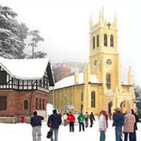Shimla Manali Hill Station Tour
