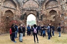 Old Delhi Heritage Walk Tour