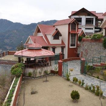 Manla Homes Resort & Spa Mashobra (Shidhora)(New Year Package 2017-18)