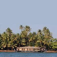 Tarkarli backwater/beach