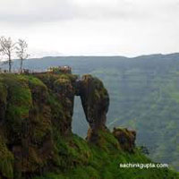 Mahabaleshwar elephant point