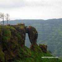 Mahabaleshwar elephant point