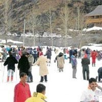 Rohtang Snow Point