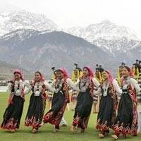 Himachali Folk Dance