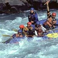 Beas River Rafting