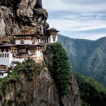 North East With Bhutan Tour