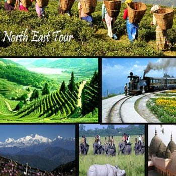 North East Package 05Night/06Days (The Last Great Adventure)