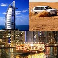 Dubai Festival ( 4n/5d) Tour
