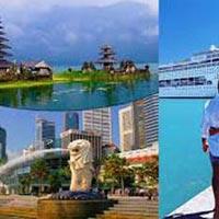 Singapore Honeymoon Package( 4n/5d)