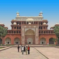 Mughal Triangle Tour Package