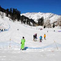 Honeymoon Package for Dalhousie - Khajjiar - Dharamshala - Manali