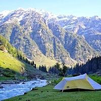 Kashmir Tour for 06 Nights / 07 Days