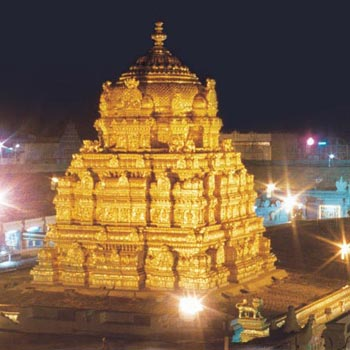 Tirupati Balaji VIP darshan Package From Mumbai by Flight‎