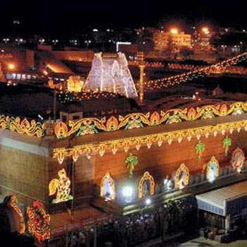 Tirupathi Balaji VIP Darshan Luxury Package From Chennai by Car