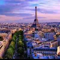 From Madrid to Paris / 7 Days Tour