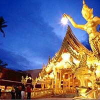 Bangkok - Pattaya Budget Tour Package