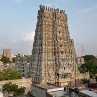 South India Temple Tour 11 Nights / 12 Days