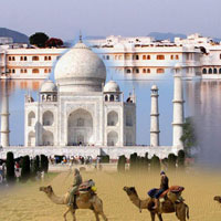 Golden Triangle with Srinagar Tour