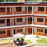 Hotel Abu Palace Ladakh J&K India Tour