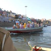 Varanasi - Boating