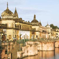 Ayodhya - a view from river Saryu