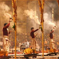 Varanasi - Ganga Arti