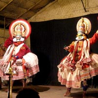 Kerala's traditional dance