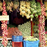 Kerala - the state of fruits